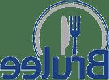 布鲁里食品服务标志